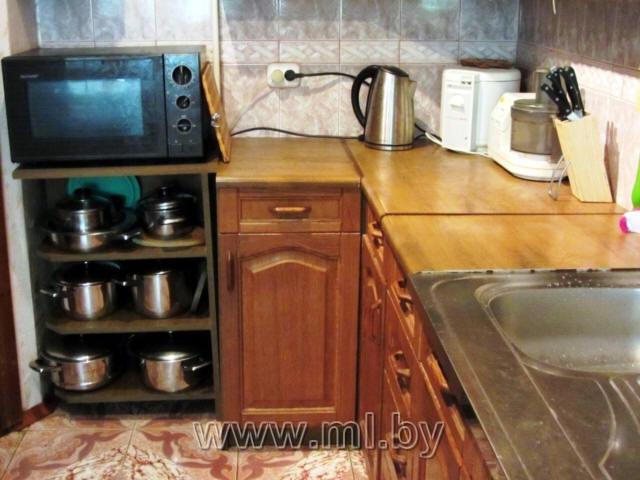 Кухни: замена фасадов