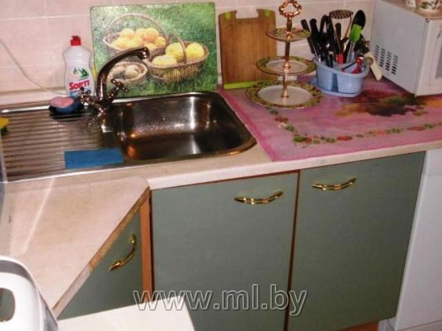 Кухни под заказ: замена фасада