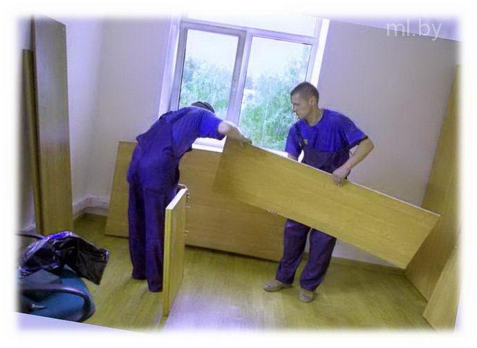 Сборка мебели под заказ сборщиками дизайн-студии