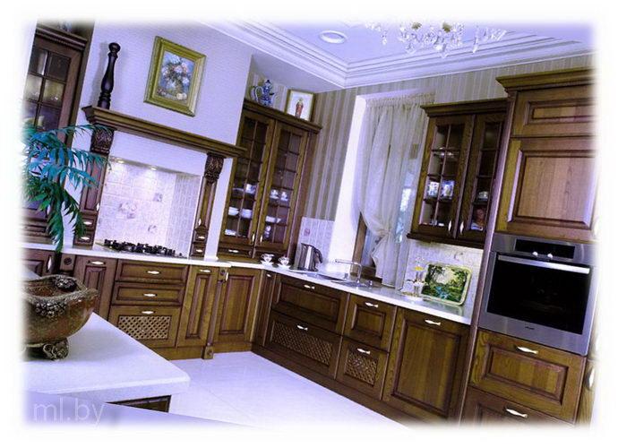 мебель под заказ в рустикальном стиле Mlby