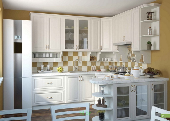 Стили кухонь на заказ кухни на заказ русская кухня