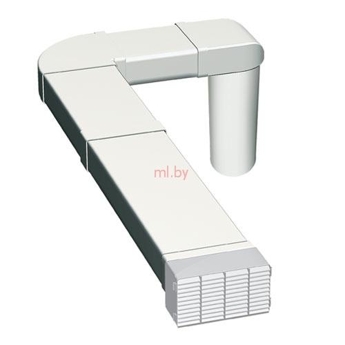Kitchen Vent Duct: Как подобрать воздуховод для кухни