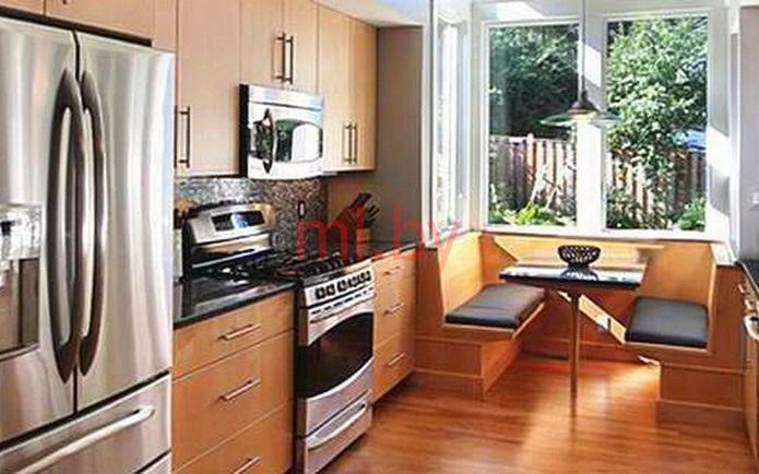 Присоединение балкона к кухне не является перепланировкой..